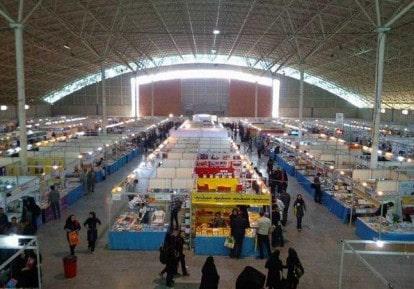 شرکت در نمایشگاه بین المللی تبریز